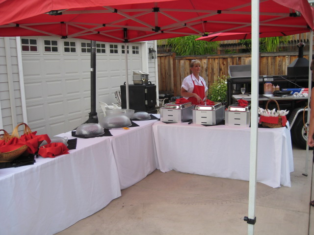 Catering 8-22-09